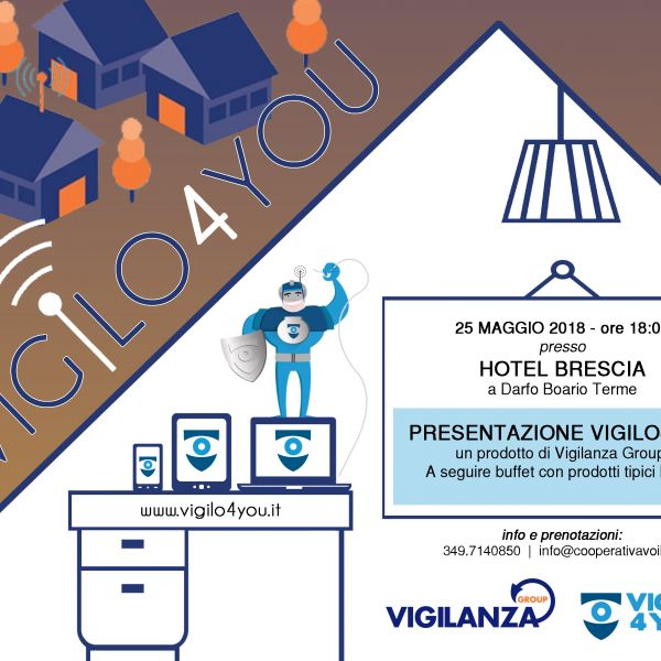 evento Vigilo4You