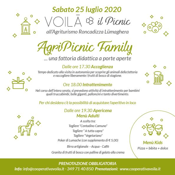 AgriPicnic Family